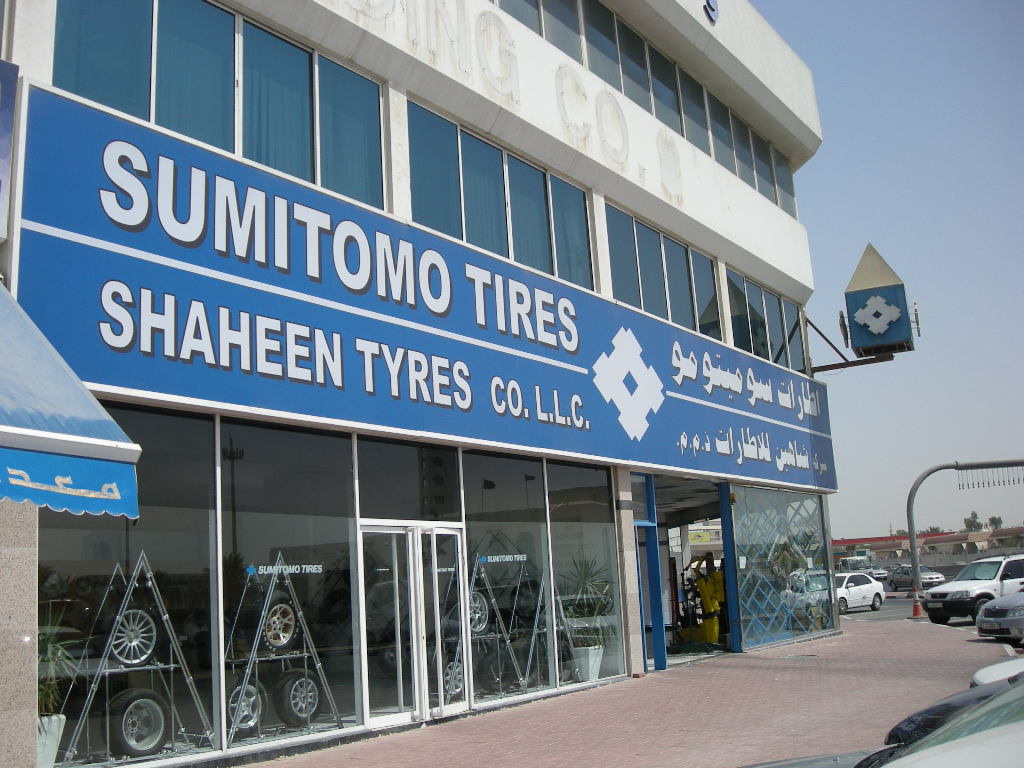Expanding our field in the tire business and promoting the