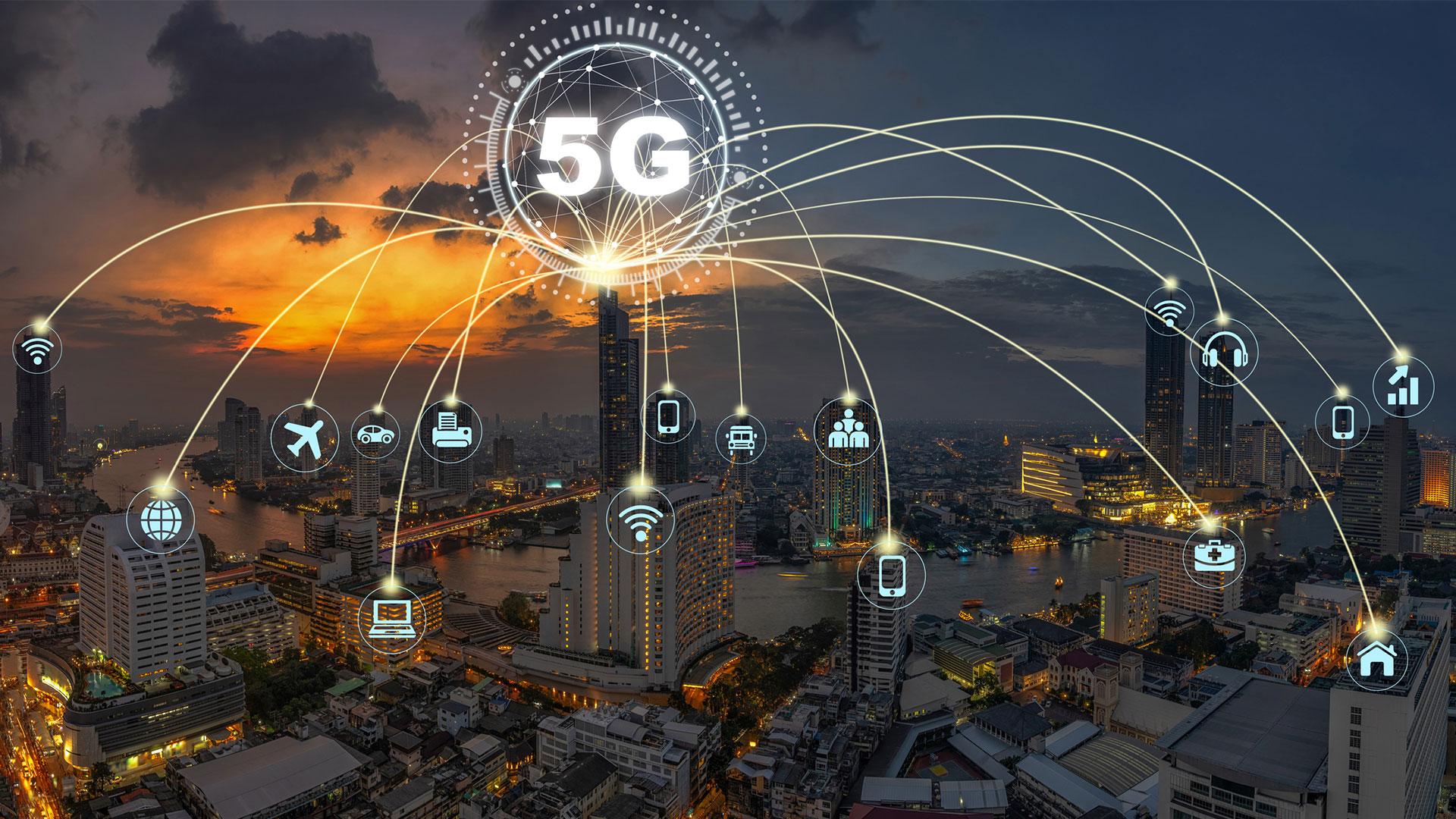 5G New Technology