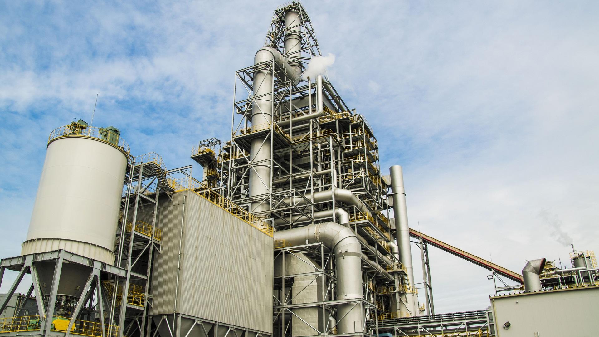 Japan's largest woody biomass power plant operating on Chita
