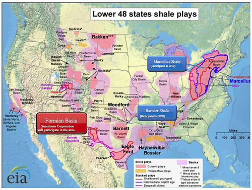 Participation in Tight Oil Development Project in Texas, USA