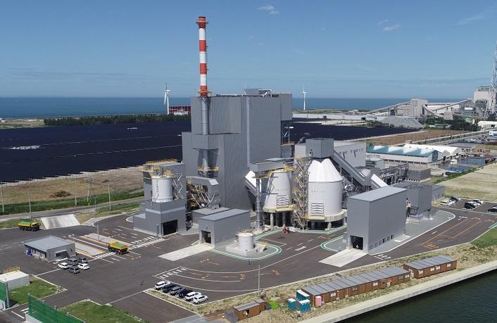 Dự án Nhà máy điện sinh khối Việt Nam 125MW tại miền Trung (VBPP125)