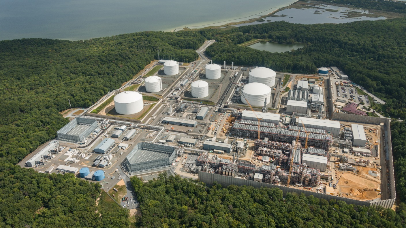 Contributing To Big Lng Project Sumitomo Corporation In